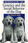 Cover Art: Genetics and the Social Behavior of Dogs